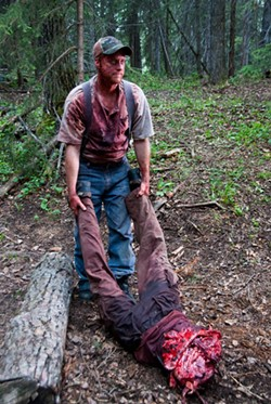 MAGNET RELEASING - BODY SLAM: Alan Tudyk in Tucker & Dale vs. Evil.