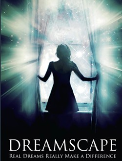 Book Cover of Dreamscape by Martha Cinader