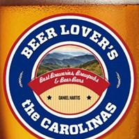 Book review: Daniel Hartis' Beer Lover's the Carolinas