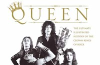 Book Review: Phil Sutcliffe's <i>Queen: The Ultimate Illustrated History of the Crown Kings of Rock</i>