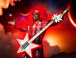 Bootsy Collins at LEAF May 8-11, 2014