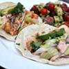 Recipe: Bourbon Shrimp Tacos with Smoky Chipotle Sauce