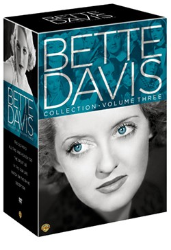 BOXING BETTES: Two new box sets showcase one of Hollywood's greatest actresses.