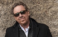 Boz Scaggs at Knight Theater tonight (7/17/13)