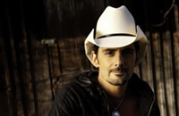 Brad Paisley at Verizon Wireless Amphitheatre tonight (6/7/2013)