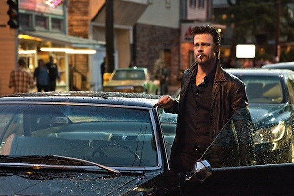Brad Pitt in Killing Them Softly (Photo: Anchor Bay & The Weinstein Co.)
