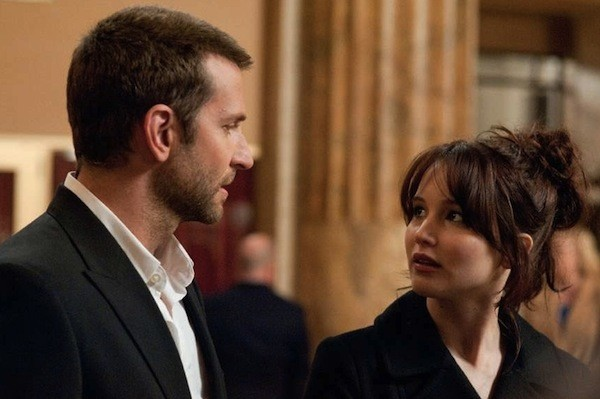 Bradley Cooper and Jennifer Lawrence in Silver Linings Playbook (Photo: Anchor Bay & The Weinstein Co.)