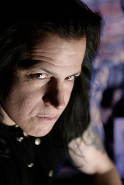 BRING OUT YOUR BLACK: Danzig