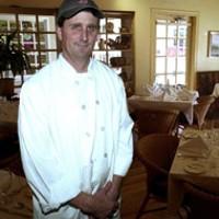 Bruce Moffett of Barrington's Restaurant