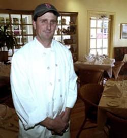 RADOK - Bruce Moffett of Barrington's Restaurant