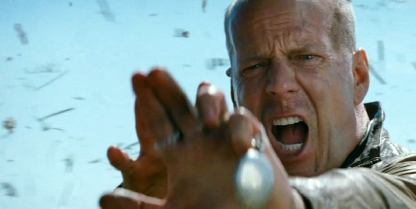 Bruce Willis in Looper (Photo: Sony)