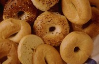 Bruegger's eases your tax day blues