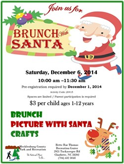 NIKOLE RAMPERSAD - Brunch with Santa
