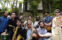Budos Band at Uptown Amphitheatre tonight (8/17/13)