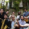 Budos Band at Uptown Amphitheatre tonight (8/17/13)