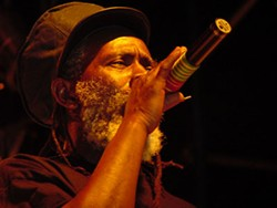 ASHER - Burning Spear: Fiery roots rophet