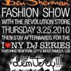 Tonight: Ben Sherman fashion show