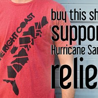 Buy a cool shirt from Canvassed Apparel, help Hurricane Sandy victims