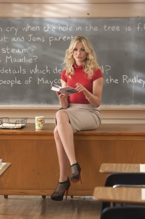 Cameron Diaz in Bad Teacher (Photo: Columbia)