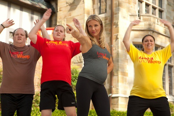 Cameron Diaz in What to Expect When You're Expecting (Melissa Moseley / Lionsgate)