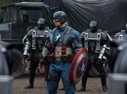 PARAMOUNT & MARVEL - Captain America: The First Avenger