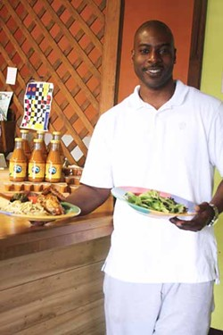 JASIATIC - CARIBBEAN KING: Owner Kurt Levine is working hard to re-establish Anntony's.