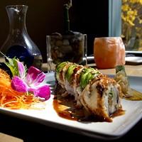 Caribbean Roll at Sushi Guru