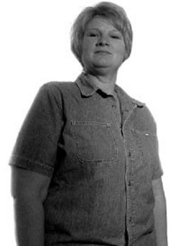 Carol Taylor once weighed over 265 pounds