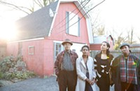 Carolina Chocolate Drops prepare for lineup change