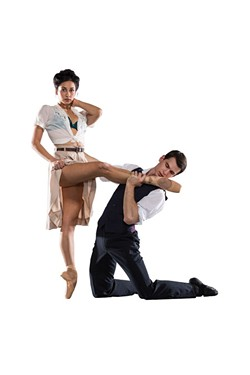 JEFF CRAVOTTA - CAROLINA GIRL: The classic Carmen receives a major reworking thanks to NC Dance Theatre.