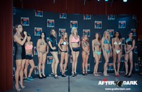 Carolina MMA Girls auditions @ The Saloon, 7/18/2013