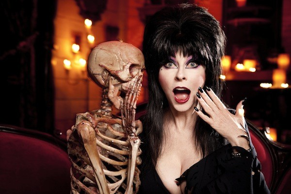 Cassandra Peterson, better known as Elvira, Mistress of the Dark, will sign autographs as herself on Friday and Sunday and as her alter ego on Saturday.