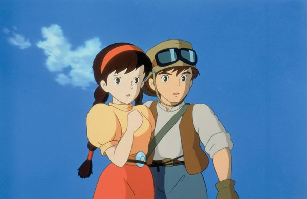Castle in the Sky (Photo: Disney & Studio Ghibli)