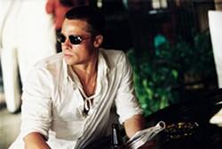 © 20TH CENTURY FOX FILM CORP. - Catch new dad Brad Pitt in the Quentin Tarantino-scribed True Romance, running June 30-July 2 in the Summer Retro Film Series