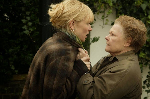 Cate Blanchett and Judi Dench in Notes On a Scandal (Photo: Fox)
