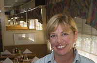 Catherine Rabb, instructor/restaurant owner