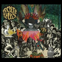 CD review: Ancient Cities's Ancient Cities
