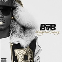 CD Review: B.o.B's <i>Underground Luxury</i>