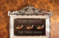 CD REVIEW: Jeff Golub Band's <i>The Three Kings</i>