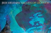 CD Review: Jimi Hendrix's <i>Valleys of Neptune</i>