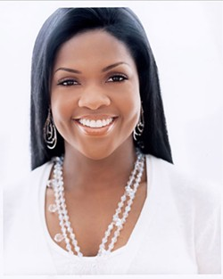 CeCe Winans offers a musical blessing Sunday, Feb. 12, at Blumenthal Performing Arts' Belk Theater. - MICHAEL GOMEZ