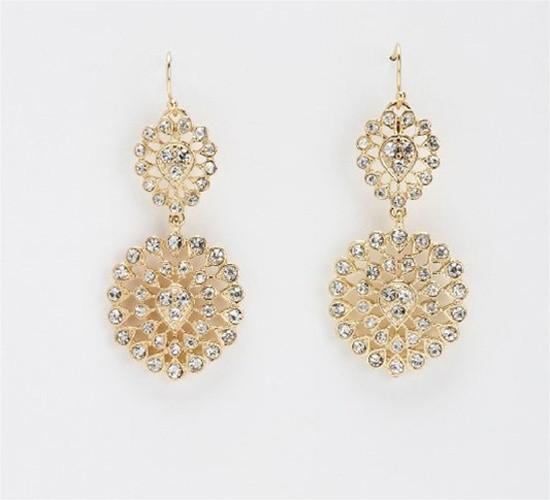 Chandelier Earrings - The Jewel Box
