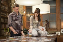 KERRY HAYES / SONY - Channing Tatum and Rachel McAdams in The Vow