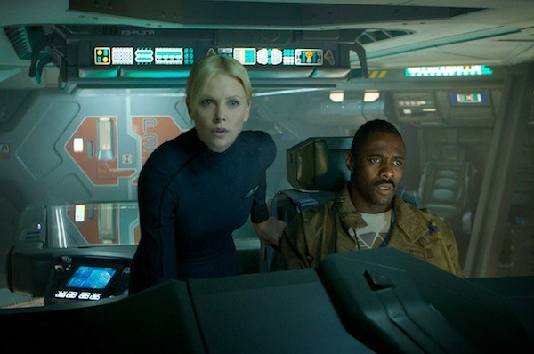 Charlize Theron and Idris Elba (Photo: Fox)