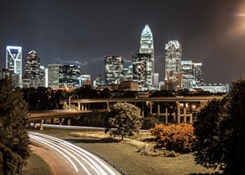 Charlotte after 2 a.m.
