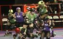 Charlotte Roller Girls, 4/18/09