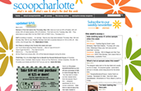 Charlotte's Best Shopping Blog