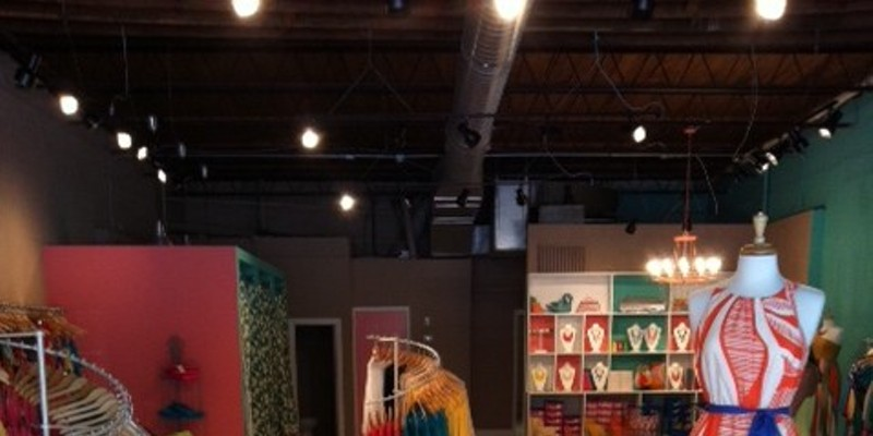 Charlotte's stylish new women's clothing boutique Vestique opens