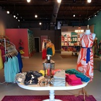 Charlotte's stylish new women's clothing boutique Vestique opens