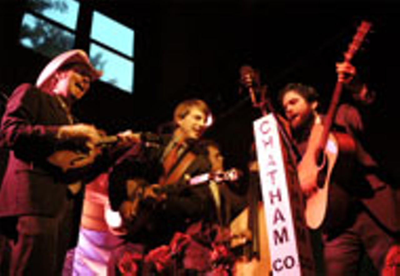 Goin' Old School | Music Features | Creative Loafing Charlotte